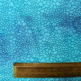 Batik Cotton - The Doors - Blue