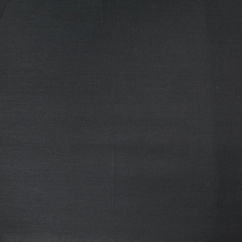 Indian Cotton Voile - Black
