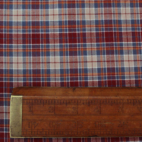 Brushed Cotton Tartan - Clackmannanshire