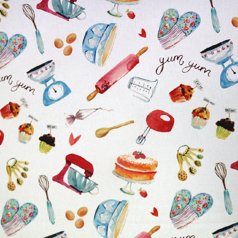 Bake Off Home Furnishing Fabric