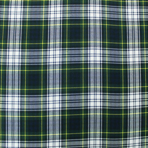 Clueless Tartan - Polyester Viscose blend - Mr Wendell Hall