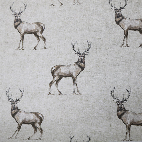 Stags Home Furnishing Fabric