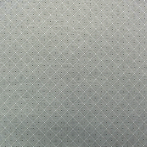 Dralon Jacquard Outdoor Fabric - Delicate Monochrome Diamonds