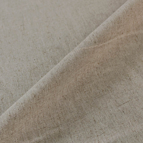 Dressmaking Linen Viscose - Natural