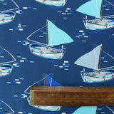 EXTRA WIDE DRESSMAKING MEDIUM COTTON - Sailing