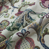 Golden Royal Court Tapestry Blend Home Furnishing Fabric
