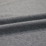 Cotton Elastane Jersey - Dark Grey