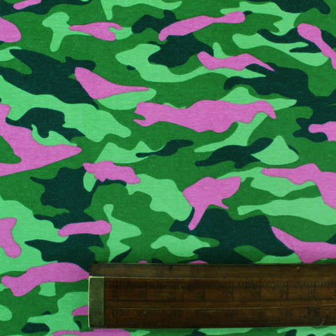 Home Furnishing - Camo - Pink and Green