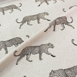 Home Furnishing - Leopards on the Prowl - Natural
