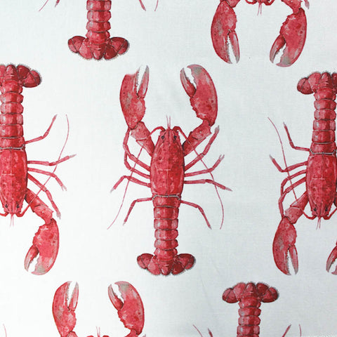 Soft Furnishing Cotton Panama - Rock Lobster
