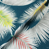 Palmy Home Furnishing Fabric by Maison THEVENON Paris - Lagoon