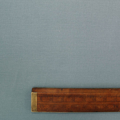 Home Furnishing Fabric Brushed Panama Weave - Spruce Blue