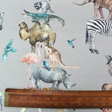 Home Furnishing Fabric Talk to the Animals