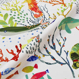 Home Furnishing Cotton Panama - Under The Sea