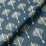 Home Furnishing Cotton - Zion - Midnight Blue