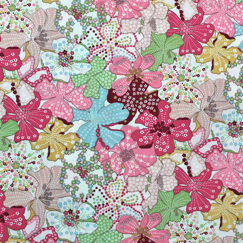 Mauvey -  Liberty Cotton Lawn