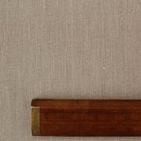 100% Loomstate Linen Dark Natural Home Furnishing - Anne