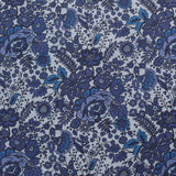 Liberty Cotton Lawn - Blue Floral - Nottingham