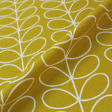 Orla Kiely Home Furnishing Fabric Linear Stem - Dandelion