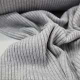 Chunky Circular Ribbing - Dove Grey