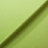 Plain Green Cotton Poplin - Lime
