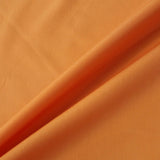 Plain Orange Cotton Poplin - Marmalade