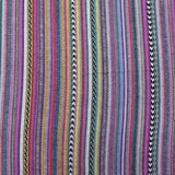 Indian Cotton Colourwoven Stripe - A Quiver of Arrows