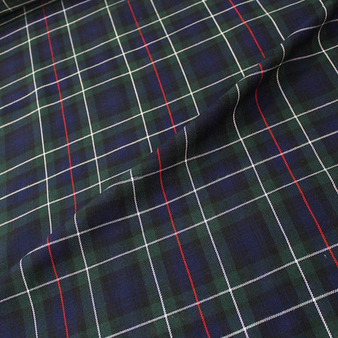 Clueless - Tartan -Viscose and Polyester - Elton