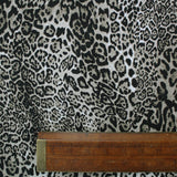 Printed Cotton Lula's Leopard - Snowy