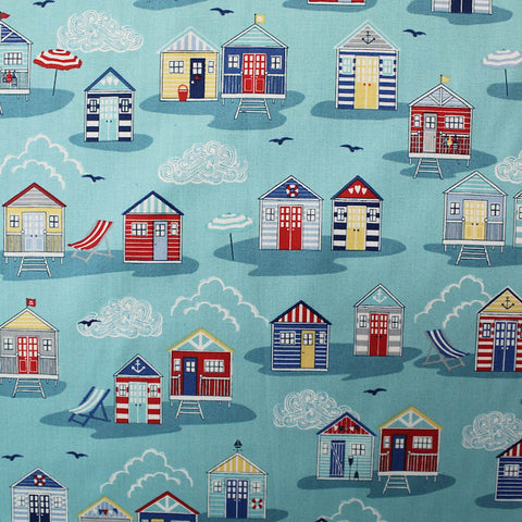 Seaside Printed Cotton - Anne Bonny