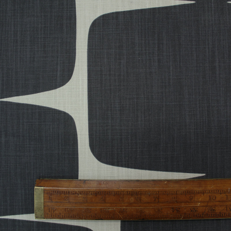 Scion Home Furnishing - Lohko Liquorice/Hemp