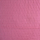 Cotton Swiss Knot - Raspberry Pink
