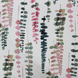 Vines Home Furnishing Fabric - Flamingo