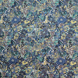 Willow Rose - Blues - Liberty Cotton Lawn