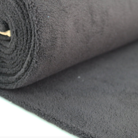 Polar Fleece - Black