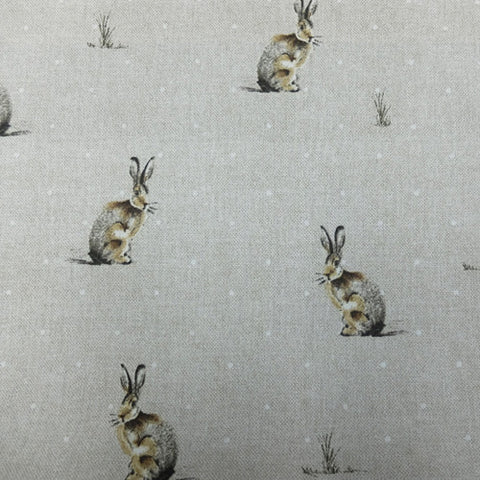 Hartley Hare Home Furnishing Fabric
