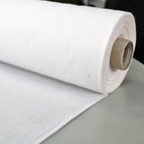Medium Weight Cotton Interfacing - White