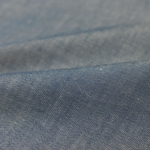 Denim Chambray Twill