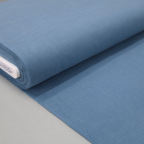 Corduroy  - Denim Blue