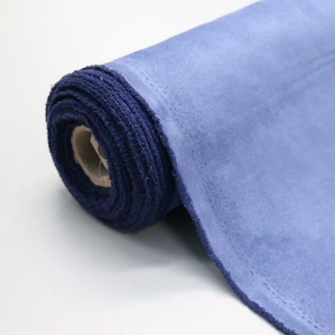 Suedette  - Denim Blue