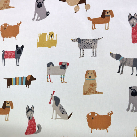 Walkies Home Furnishing Fabric
