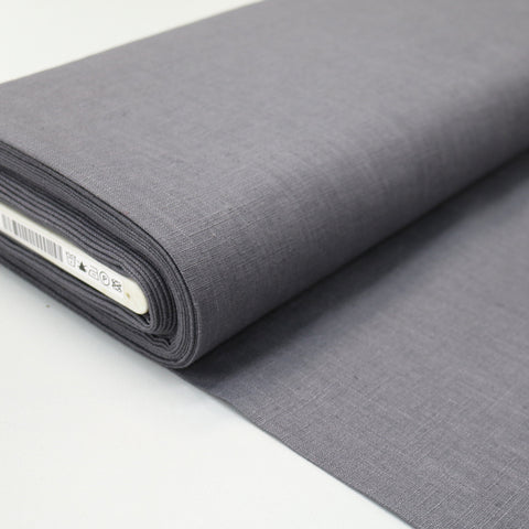 Washed Linen - Dark Grey