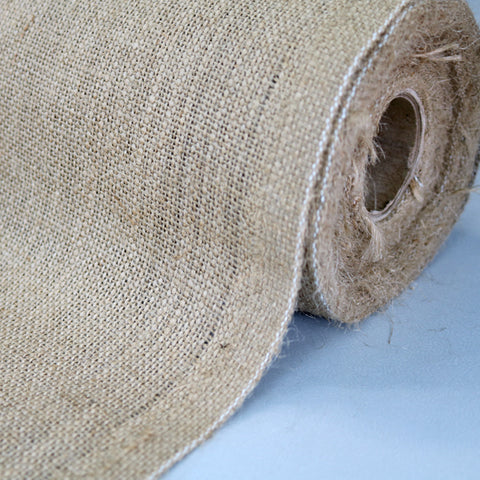 Washed Hessian