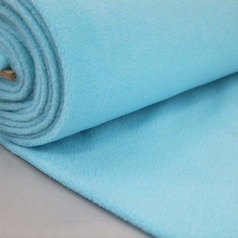 Fleece -  Light Blue