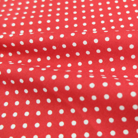 Polka Dot - Red