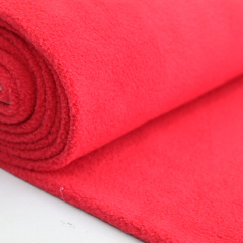 Fleece - Red