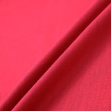Dressmaking Washed Linen - Fire Engine Red