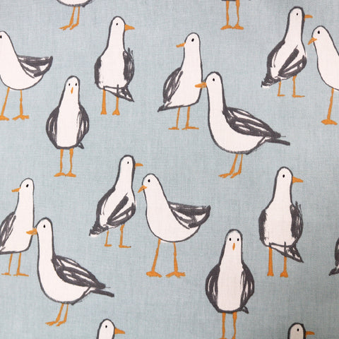 Seagulls Home Furnishing Fabric