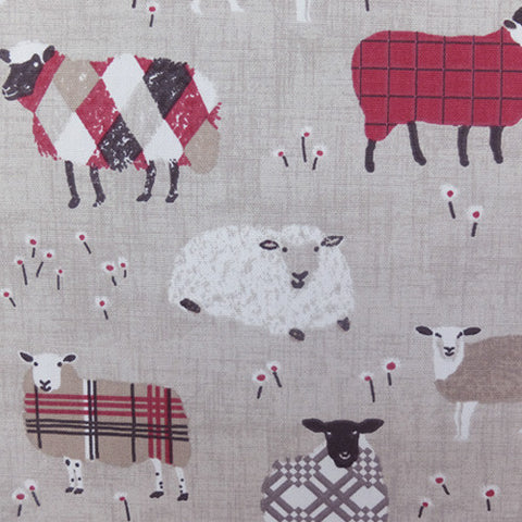 Sheep Sheep Home Furnishing Fabric