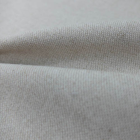 Linen Look Natural Home Furnishing Fabric